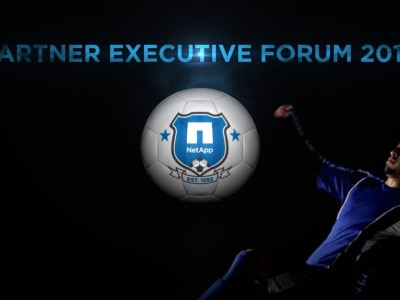 Netapp Partner Executive Forum 2016