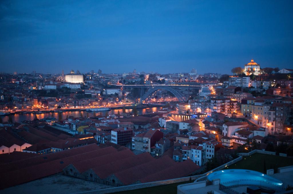 Porto Portugal by Drone