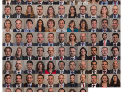 Sessão de Retrato Corporativo - GRUPO PSA