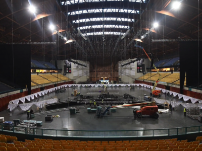 MAKING OF: MONTAGEM DE EVENTO AGEAS NO ALTICE ARENA