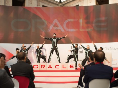 ORACLE DIGITAL DAY 2018